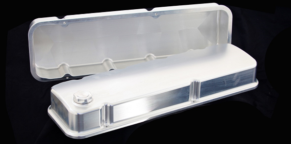 Big Block Billet Rocker Covers