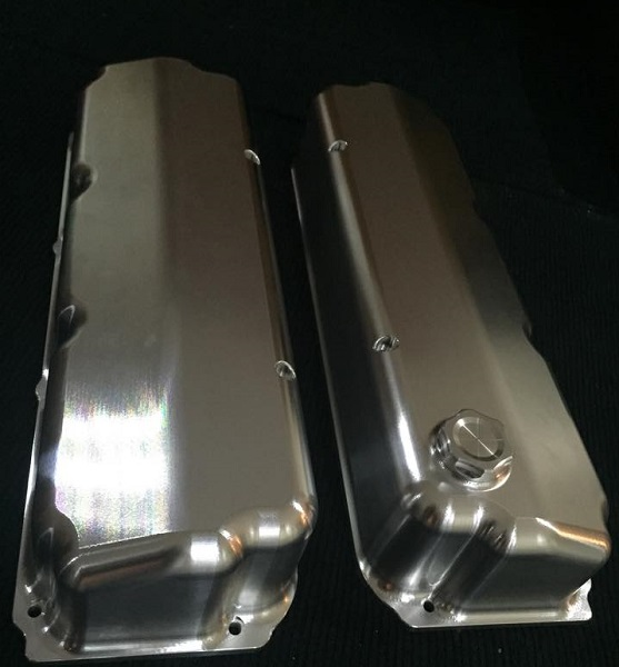 Billet Cleveland Rocker Covers